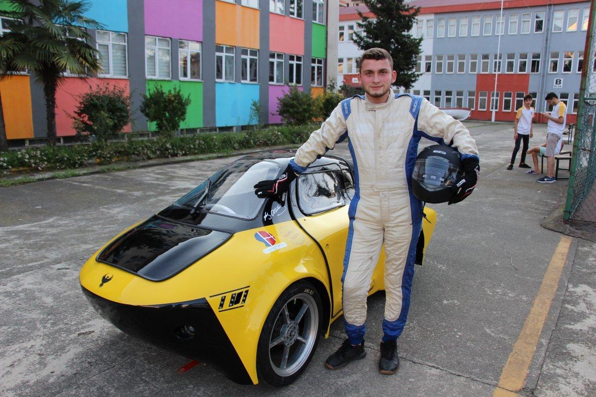 1 TL ile 100 kilometre giden elektrikli araç yaptılar #2