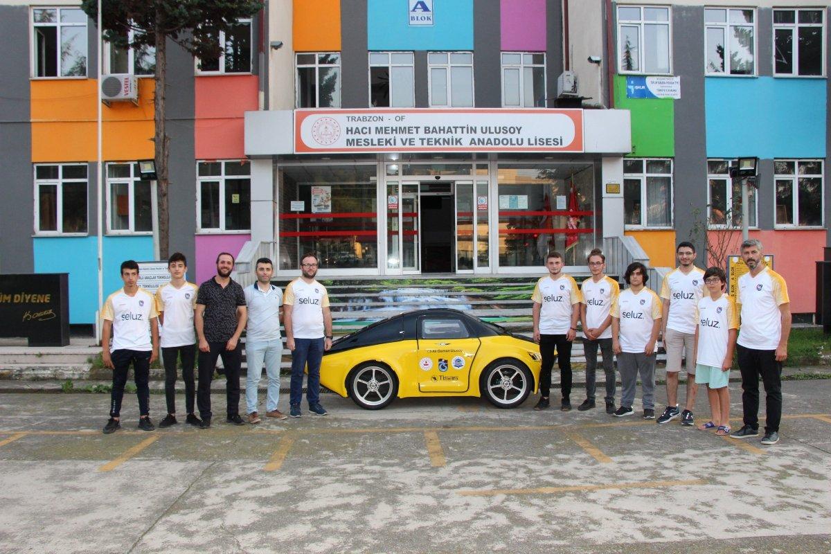 1 TL ile 100 kilometre giden elektrikli araç yaptılar #6