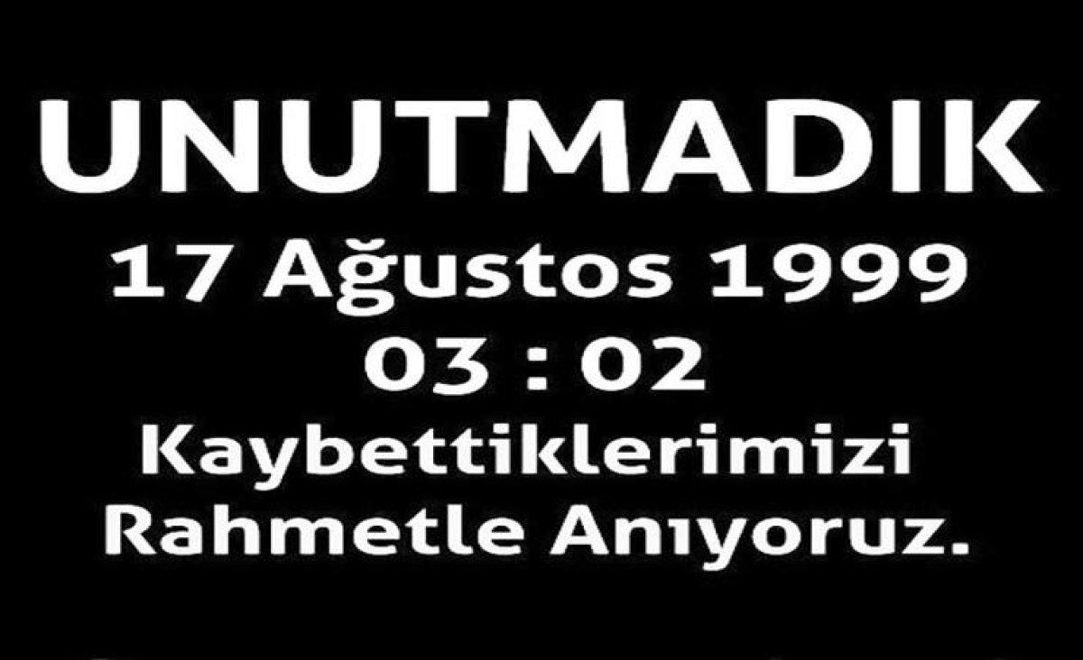 17 Ağustos depremi mesajları: 17 Ağustos 1999 depremi anma sözleri, mesajları ve fotoğrafları #1
