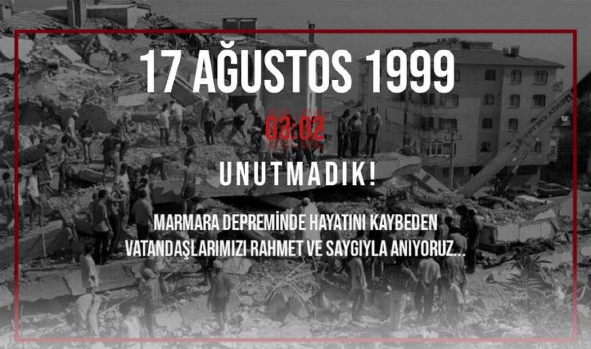 17 Ağustos depremi mesajları: 17 Ağustos 1999 depremi anma sözleri, mesajları ve fotoğrafları #3