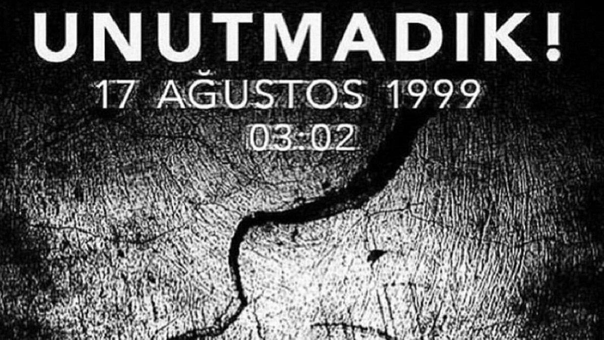 17 Ağustos depremi mesajları: 17 Ağustos 1999 depremi anma sözleri, mesajları ve fotoğrafları #5