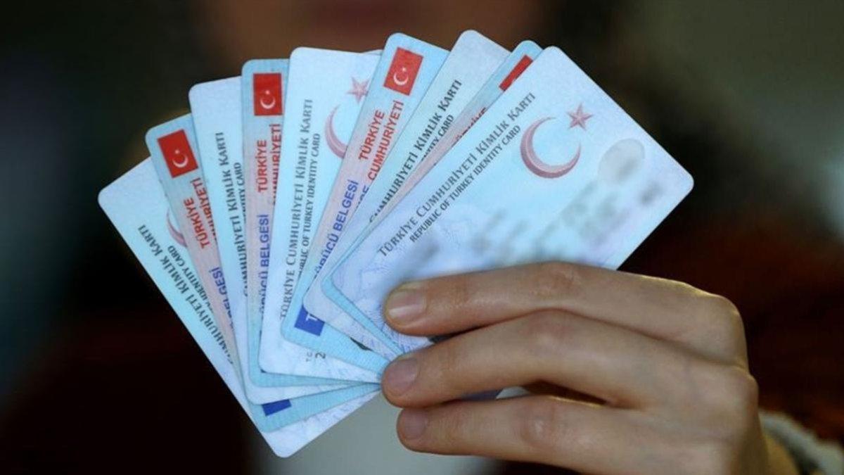 2 milyon kişinin ehliyeti, kimlik kartına aktarıldı
