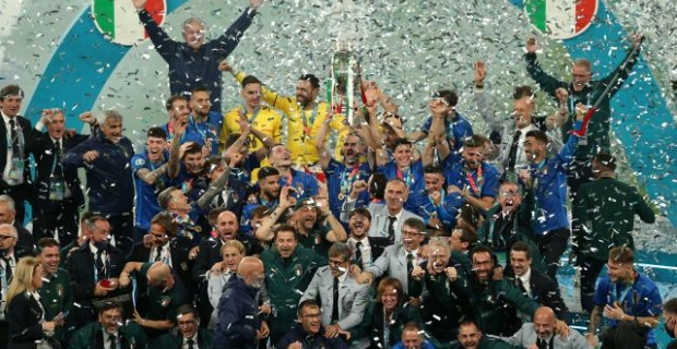 İtalyan basını: Wembley fethedildi
