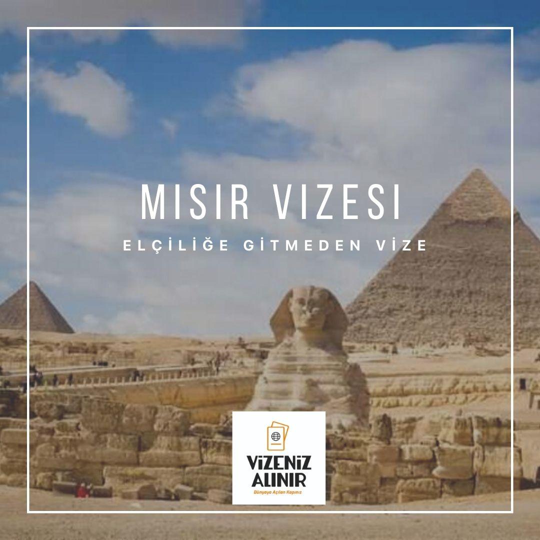 Mısır Vizesi Almak Artık Çok Kolay