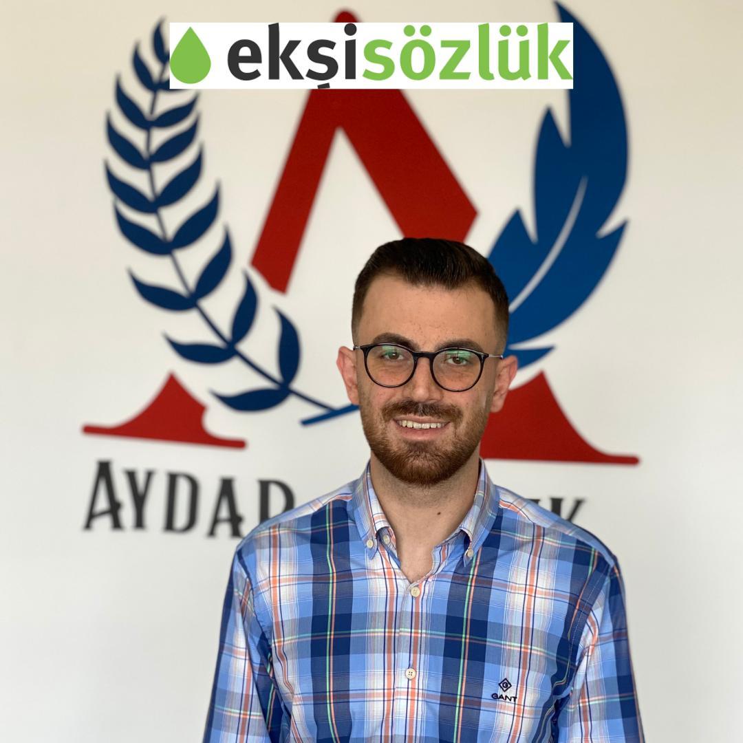 500 suç duyurusu yapan Avukat Murat Aydar Ekşi Sözlük Gündemine Oturdu