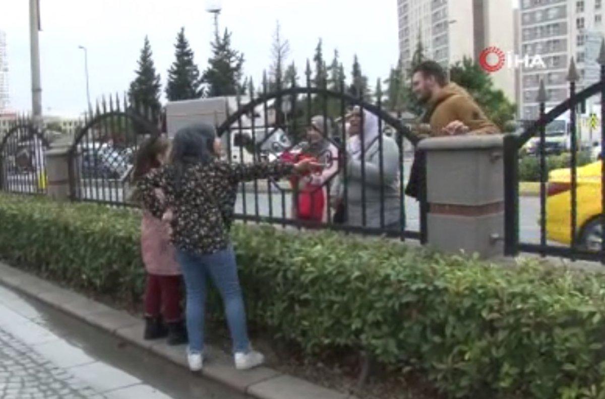 22 Suriyeli daha ülkesine döndü #2