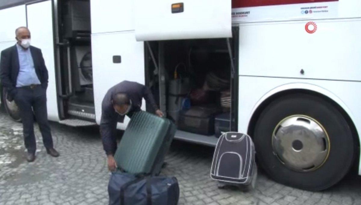 22 Suriyeli daha ülkesine döndü #4