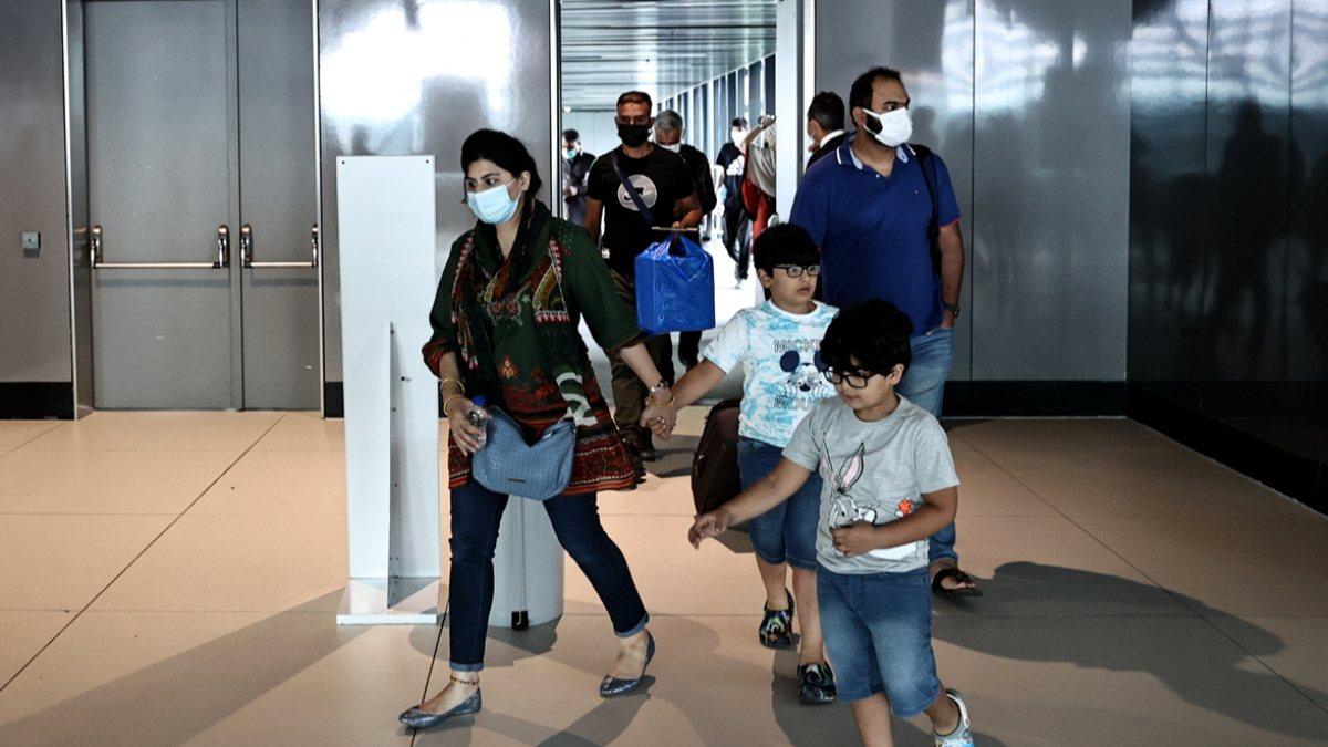 22 Türk vatandaşı, Kabil'den tahliye edildi