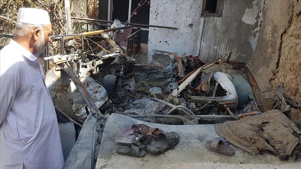 ABD'nin saldırısında 10 kişiyi kaybeden Afgan aile, özür kabul etmiyor #3