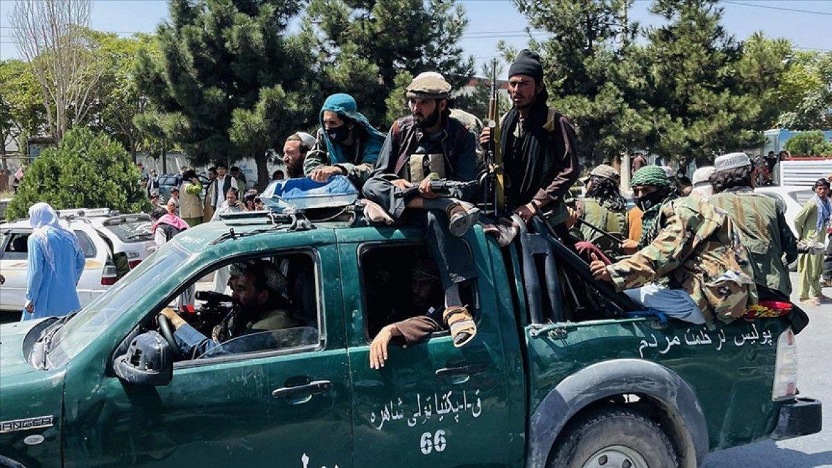 ABD: Pencşir'deki çatışmalara karışmayacağız