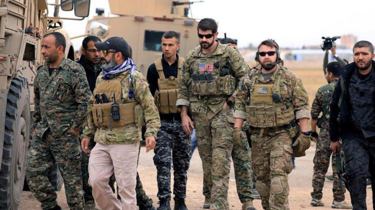 ABD Suriye de 26 bin teröriste eğitim verdi #2