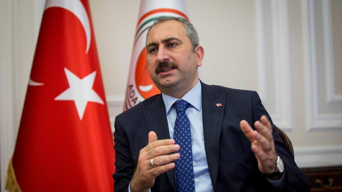 Abdulhamit Gül: Düşünce özgürlüğünü kısıtlayacak bir çalışma söz konusu olamaz #1