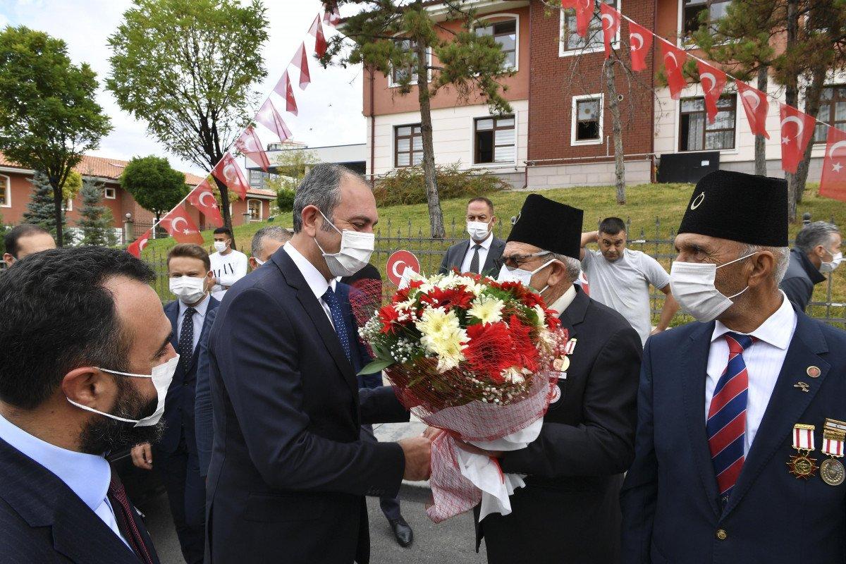 Abdulhamit Gül: Türkiye, terör örgütlerini dize getirebilecek güçtedir #2