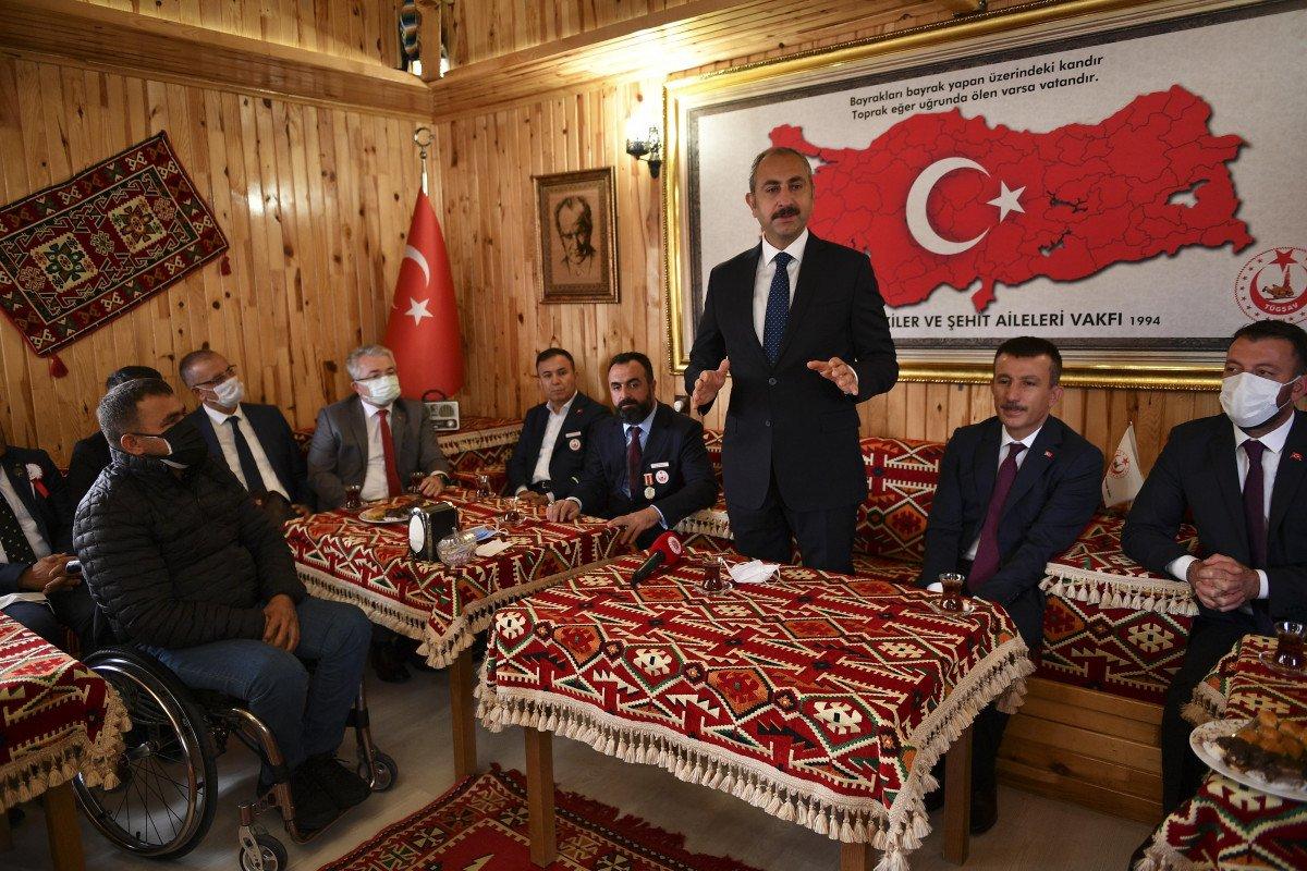 Abdulhamit Gül: Türkiye, terör örgütlerini dize getirebilecek güçtedir #3