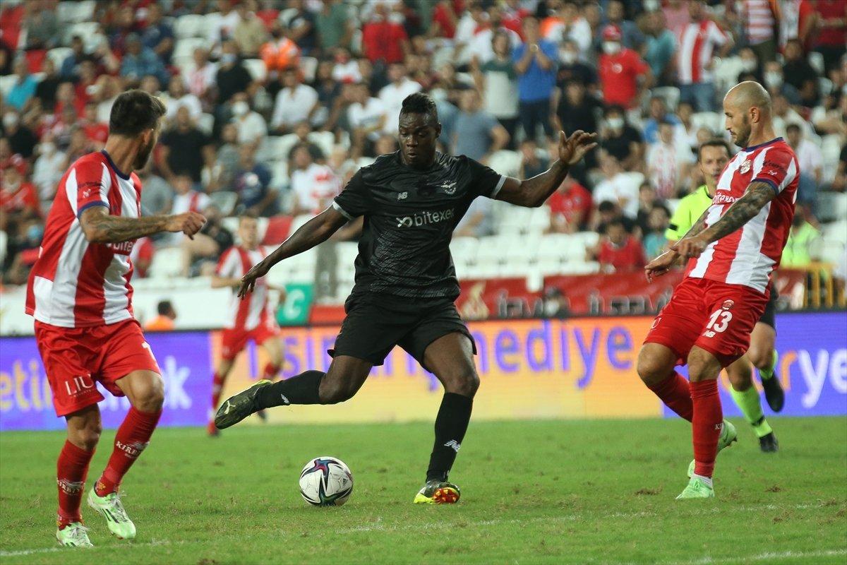Adana Demirspor deplasmanda Antalyaspor u 1-2 yendi #2