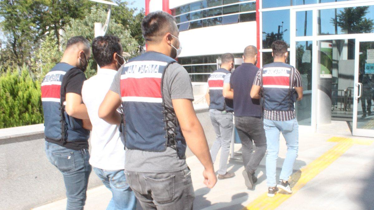 Adıyaman'da teröristlere erzak taşıyanlara operasyon