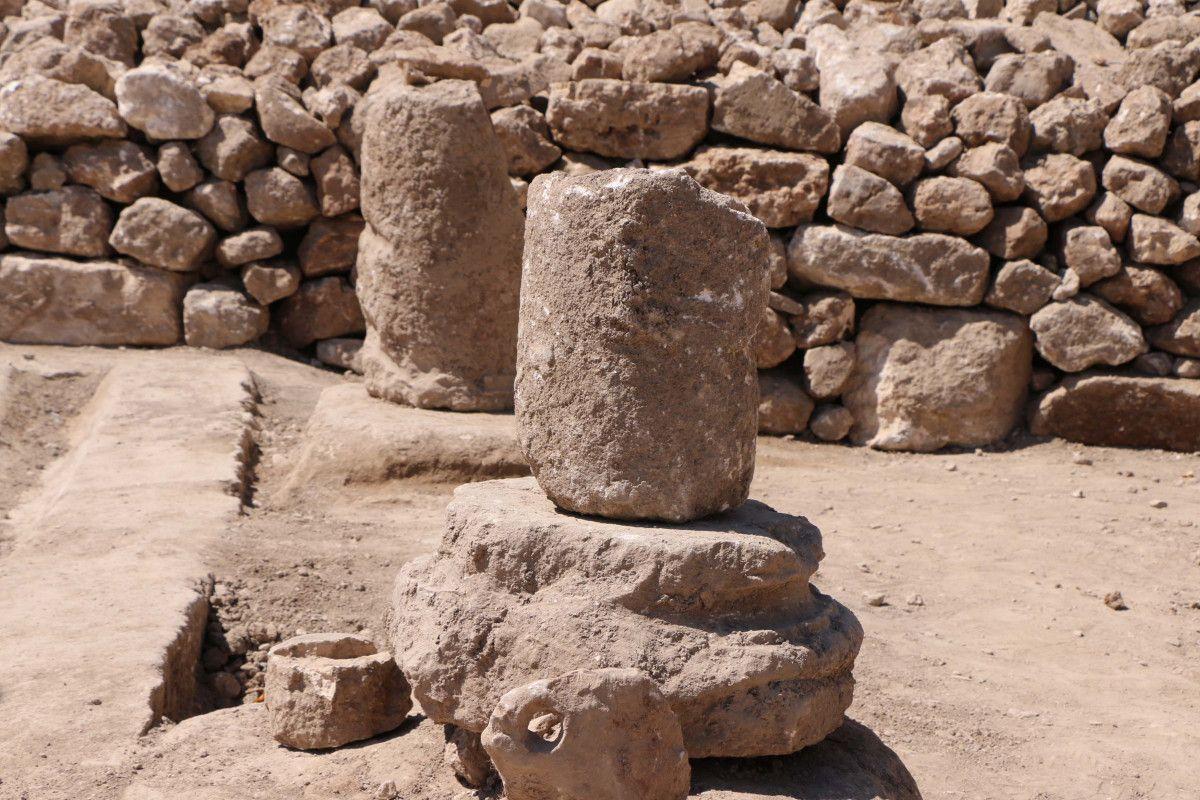 Adıyaman daki Perre Antik Kenti nden sütun ve yazıtlar çıktı #4
