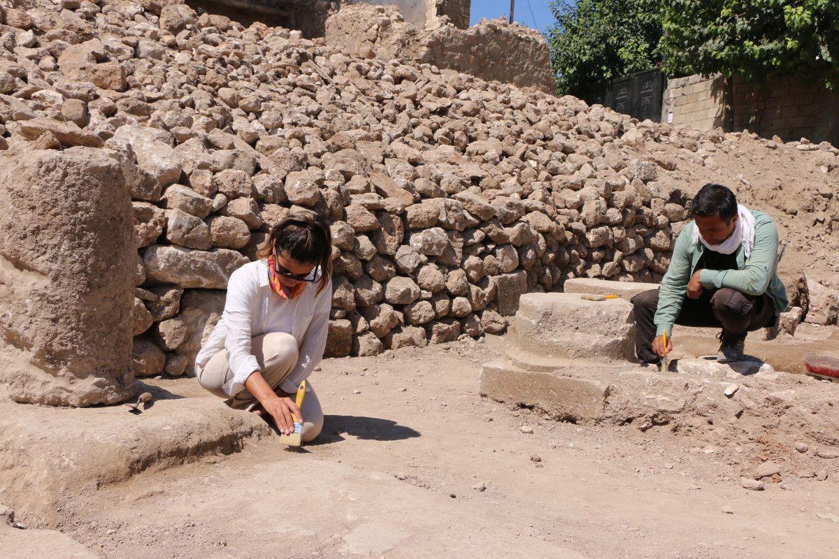 Adıyaman daki Perre Antik Kenti nden sütun ve yazıtlar çıktı #9