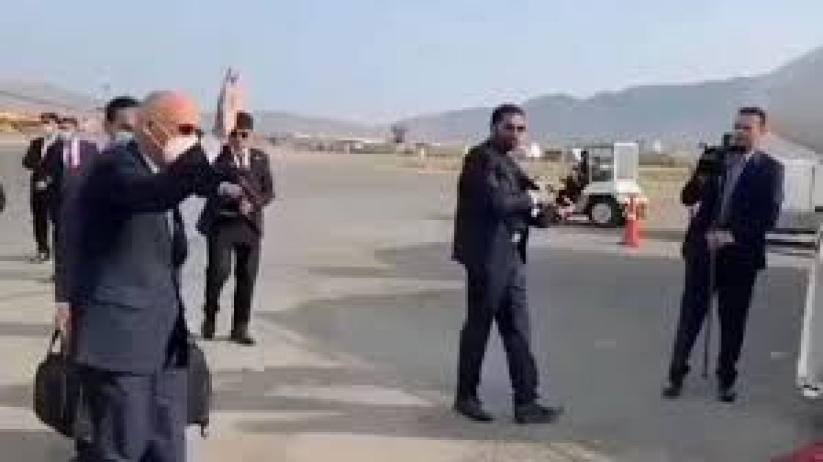 Afganistan Cumhurbaşkanı Eşref Gani nin ülkeyi terk etme gerekçesi #1
