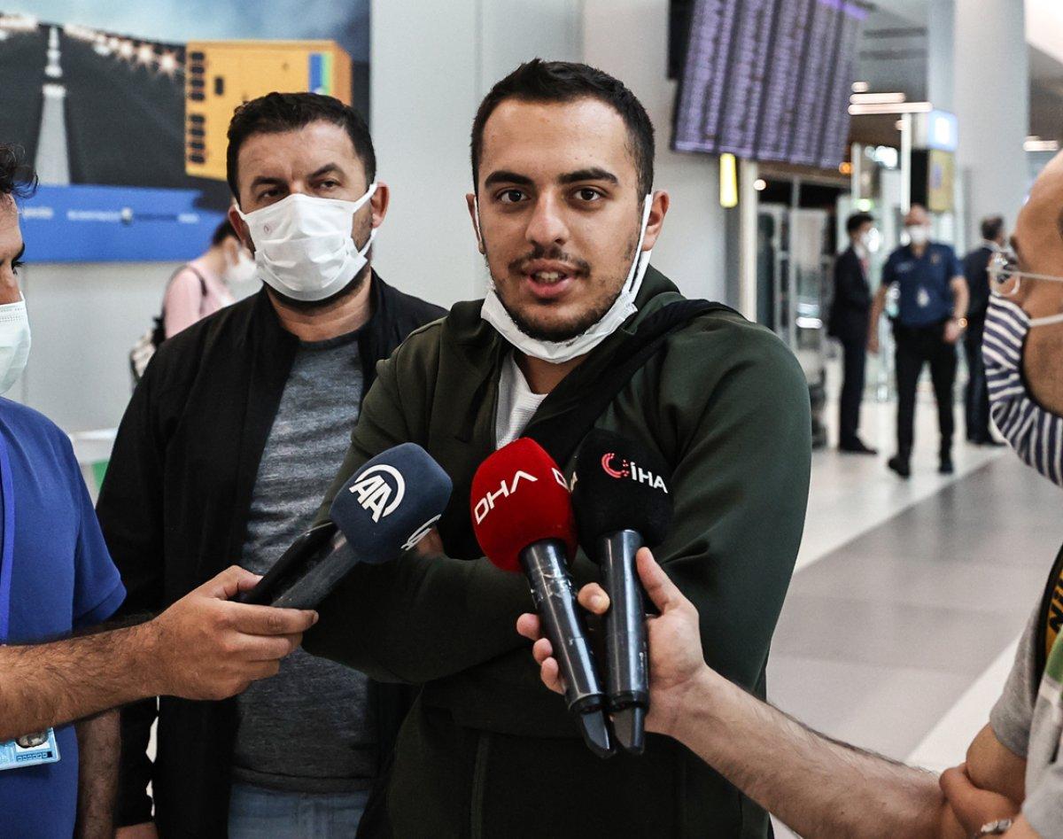Afganistan dan tahliye edilen Türkler, Kabil deki son durumu anlattı #1