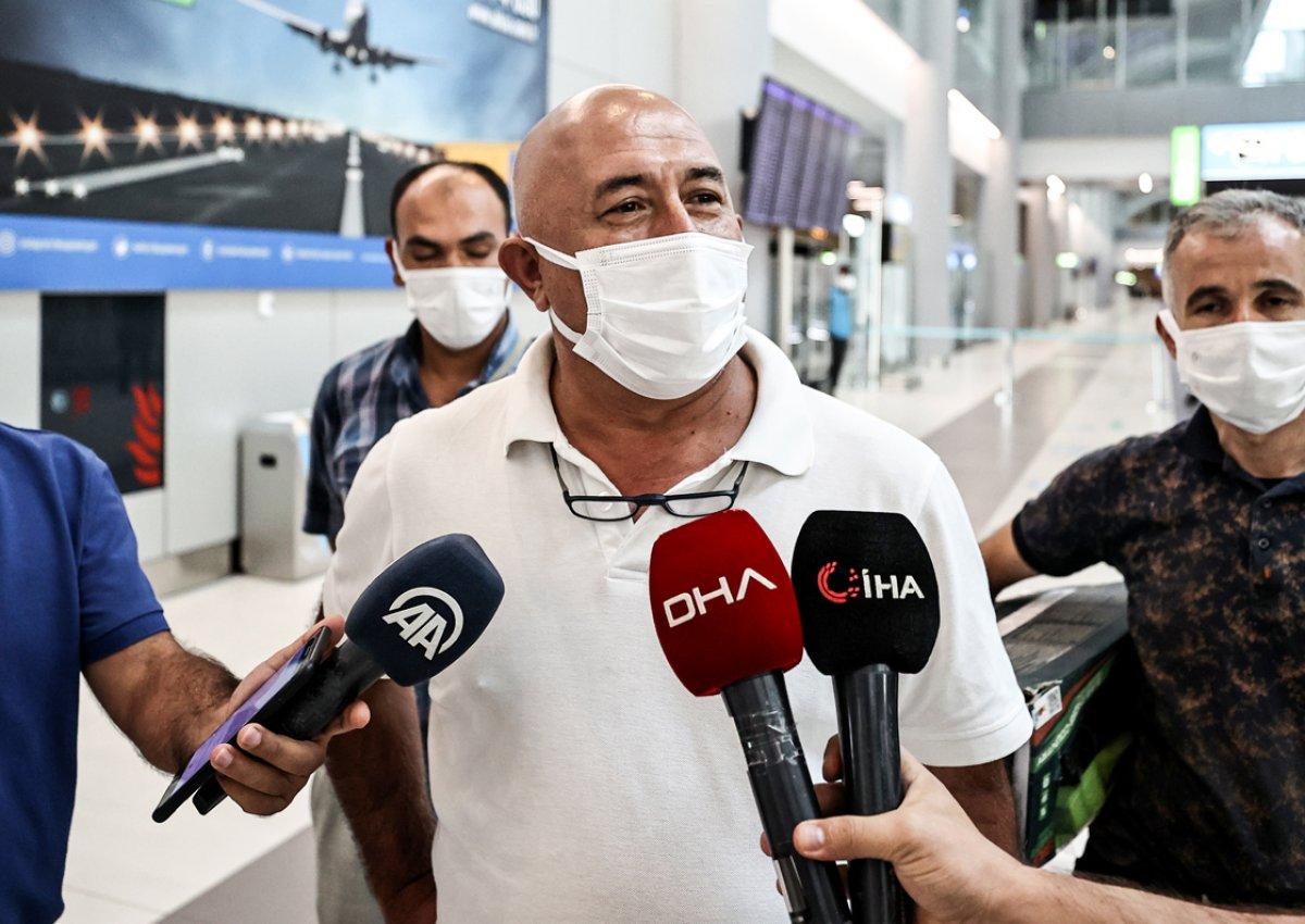 Afganistan dan tahliye edilen Türkler, Kabil deki son durumu anlattı #2