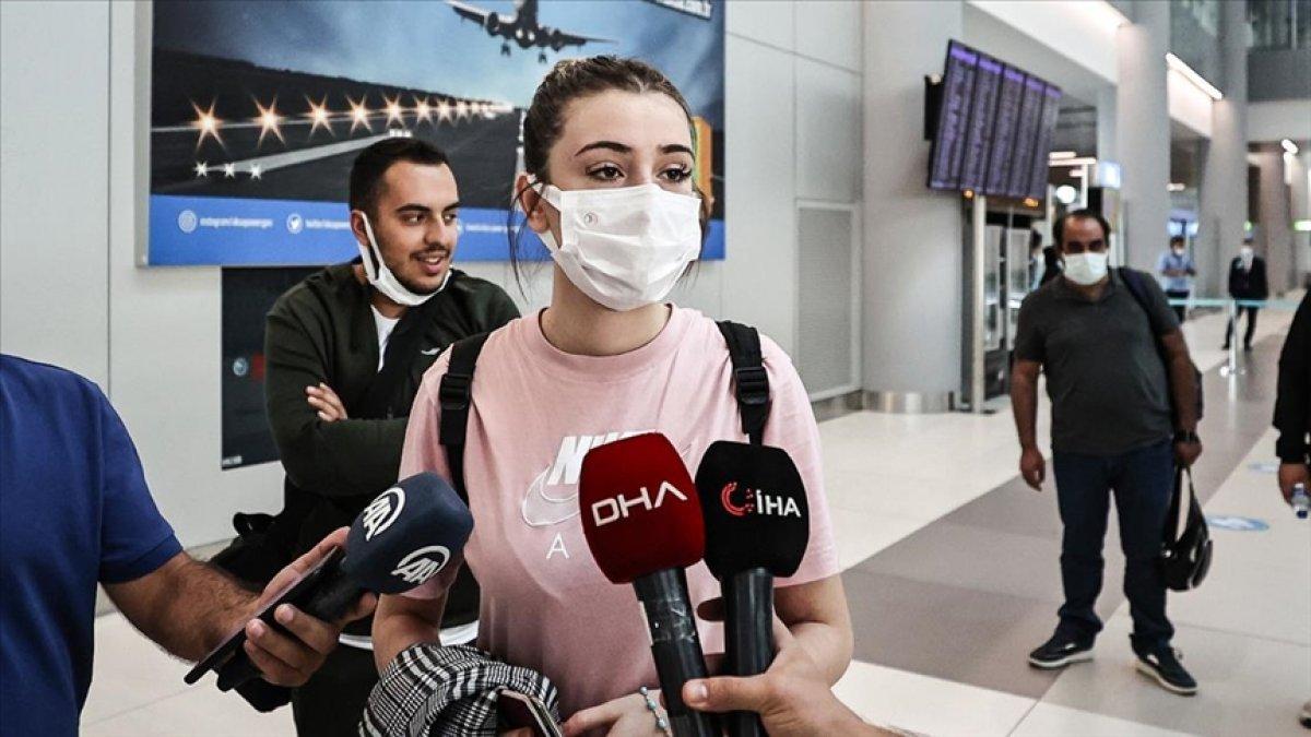 Afganistan dan tahliye edilen Türkler, Kabil deki son durumu anlattı #3