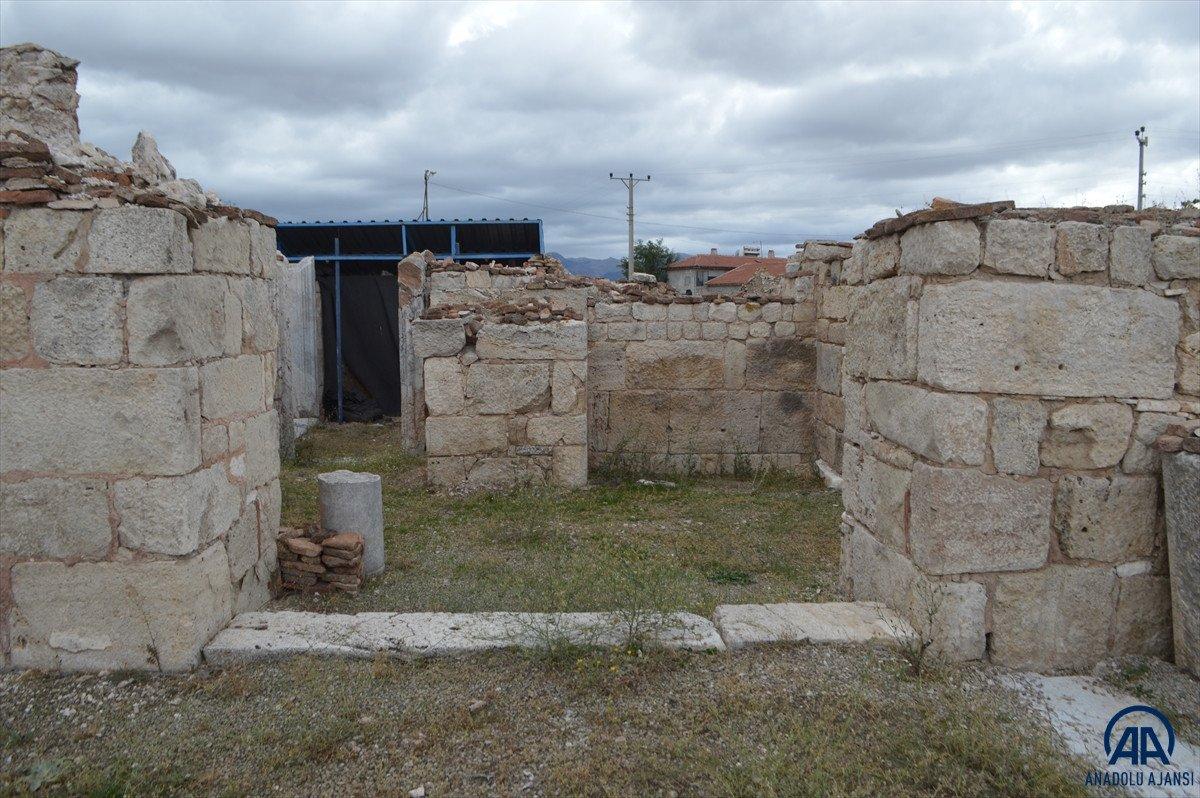 Afyonkarahisar da 800 yıllık demir saban bulundu #1