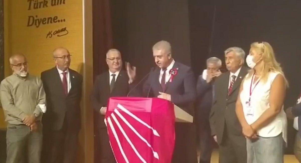 AK Parti den CHP li Cemal Emir hakkında suç duyurusu #1