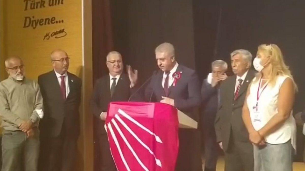 AK Parti'den CHP'li Cemal Emir hakkında suç duyurusu