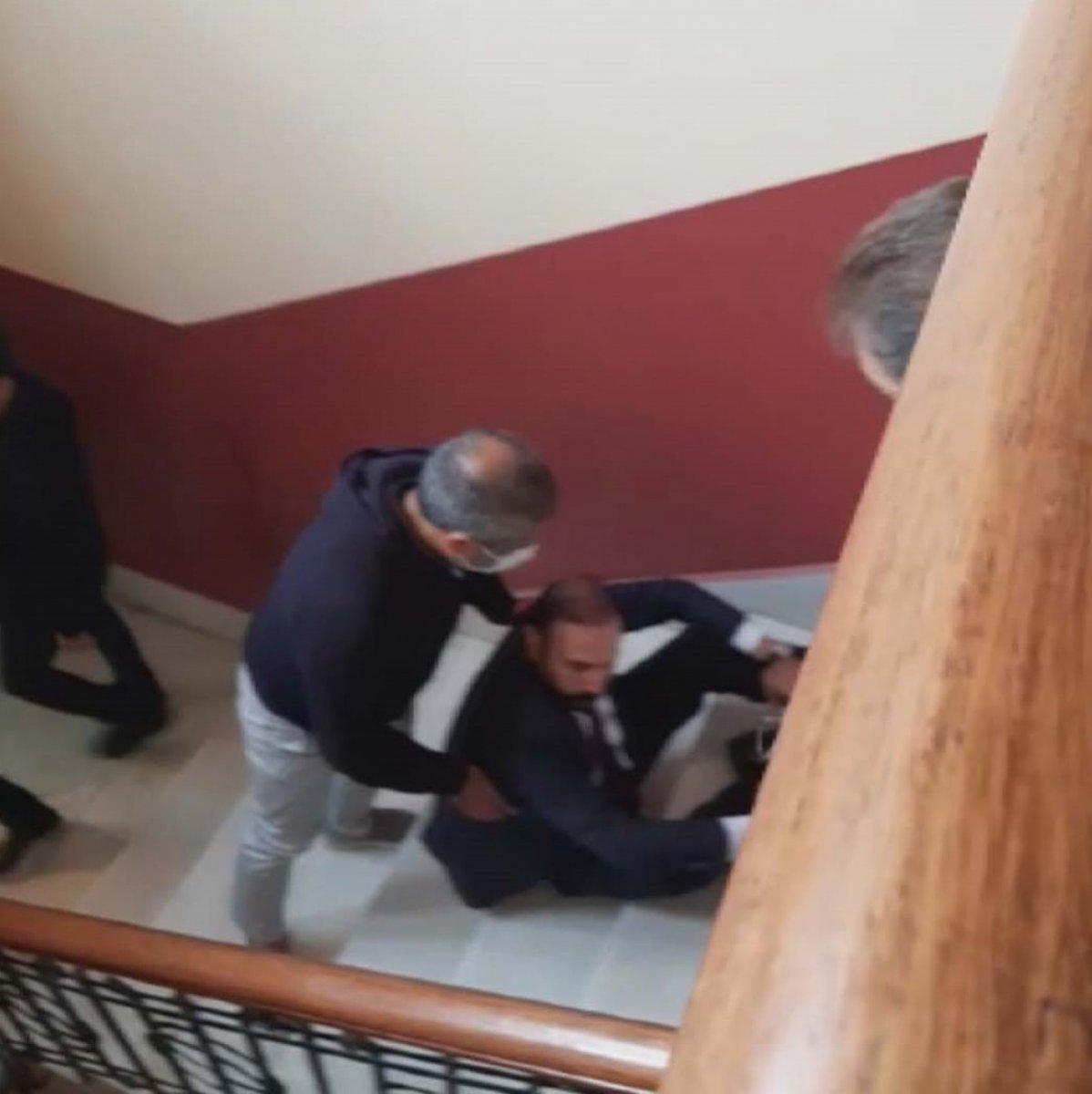 AK Parti İl Başkanlığı, Büyükada daki TÜGVA tahliyesini eleştirdi #2
