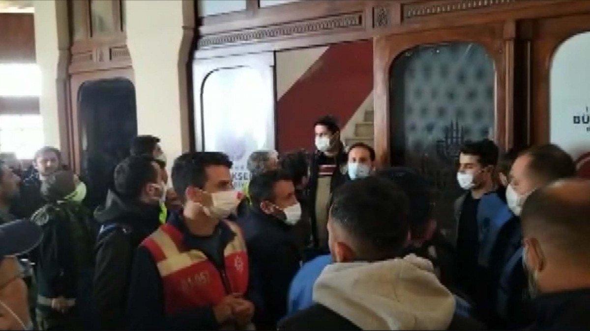 AK Parti İl Başkanlığı, Büyükada daki TÜGVA tahliyesini eleştirdi #3
