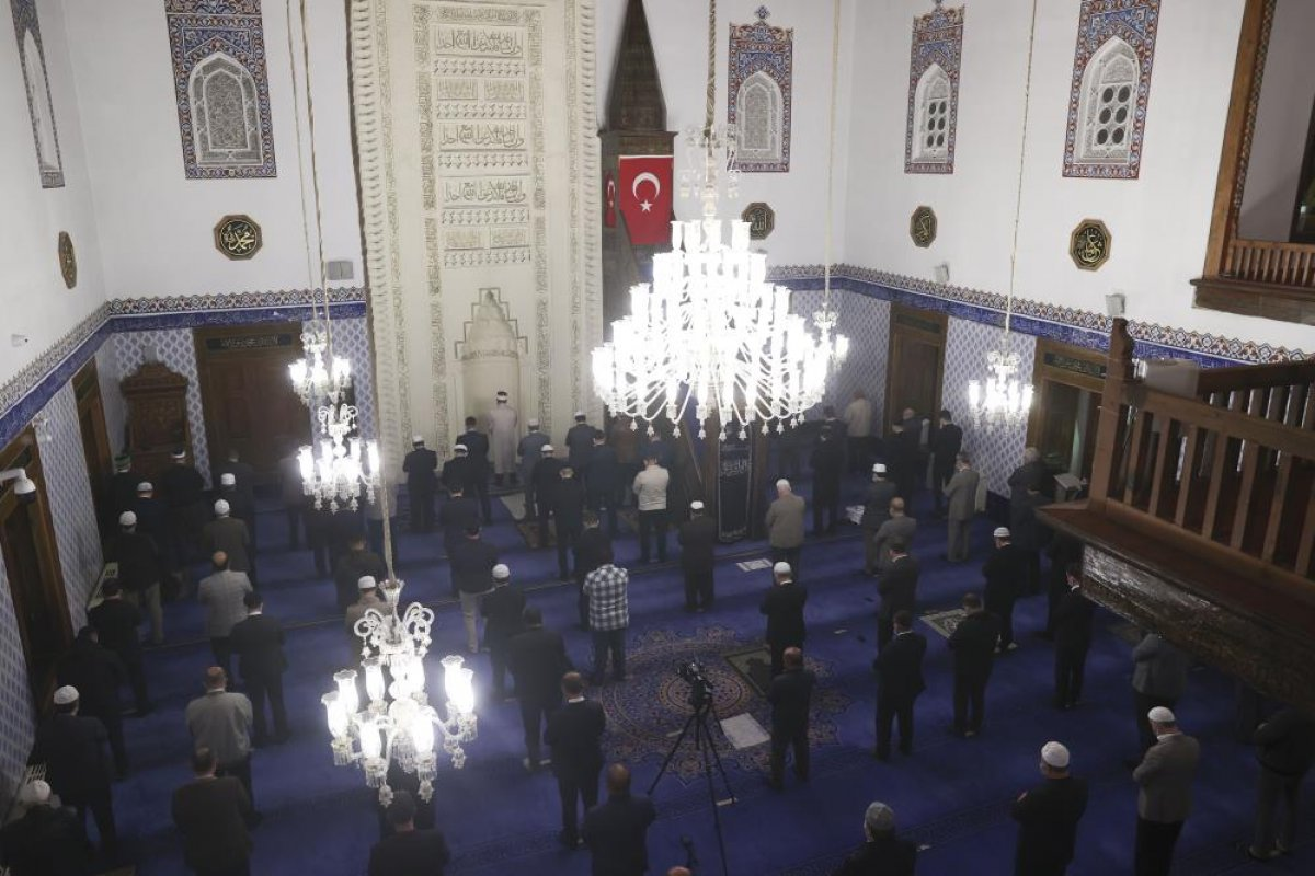 Ali Erbaş: Okuldan sonra çocukları camilerimize getirelim #4