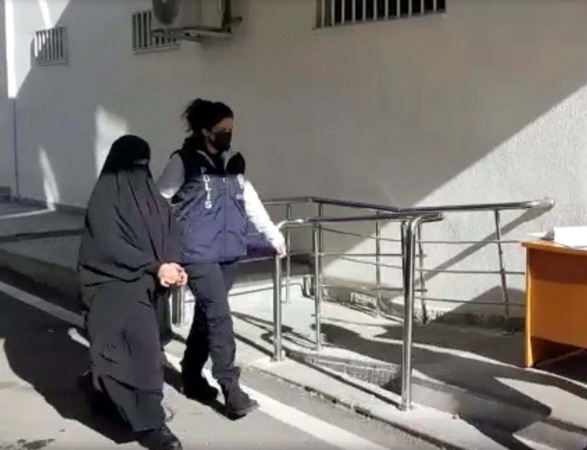 Ankara da DEAŞ operasyonu: Kırmızı bültenle aranan şüpheli yakalandı #2