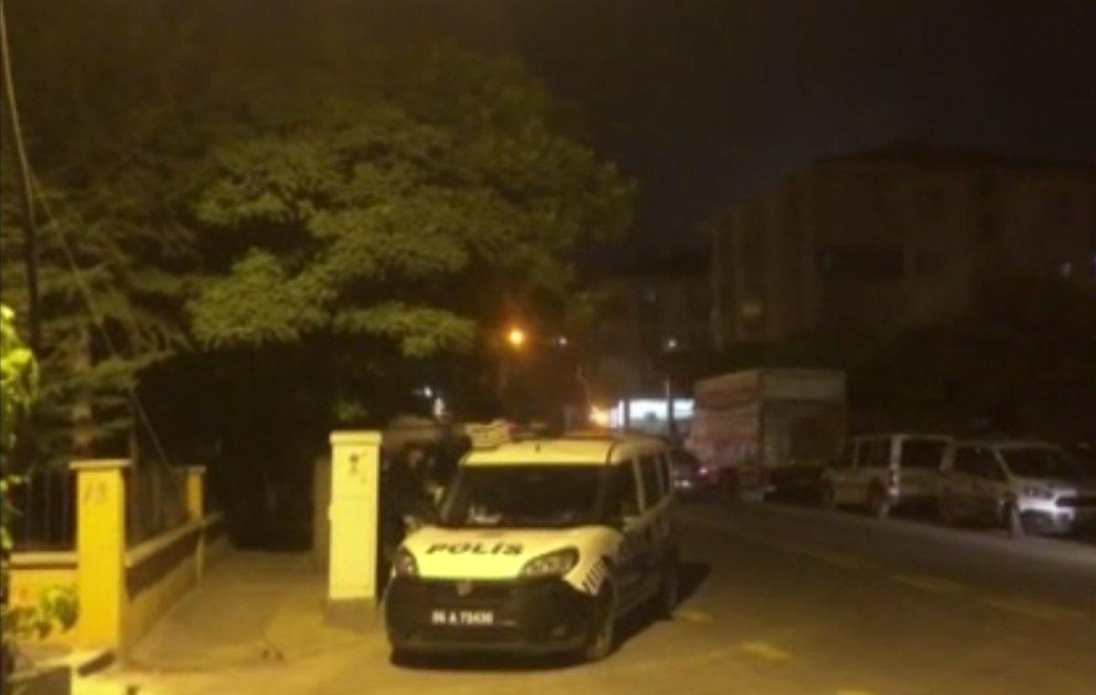 Ankara da yaşlı bir kadın evinde ölü bulundu #1