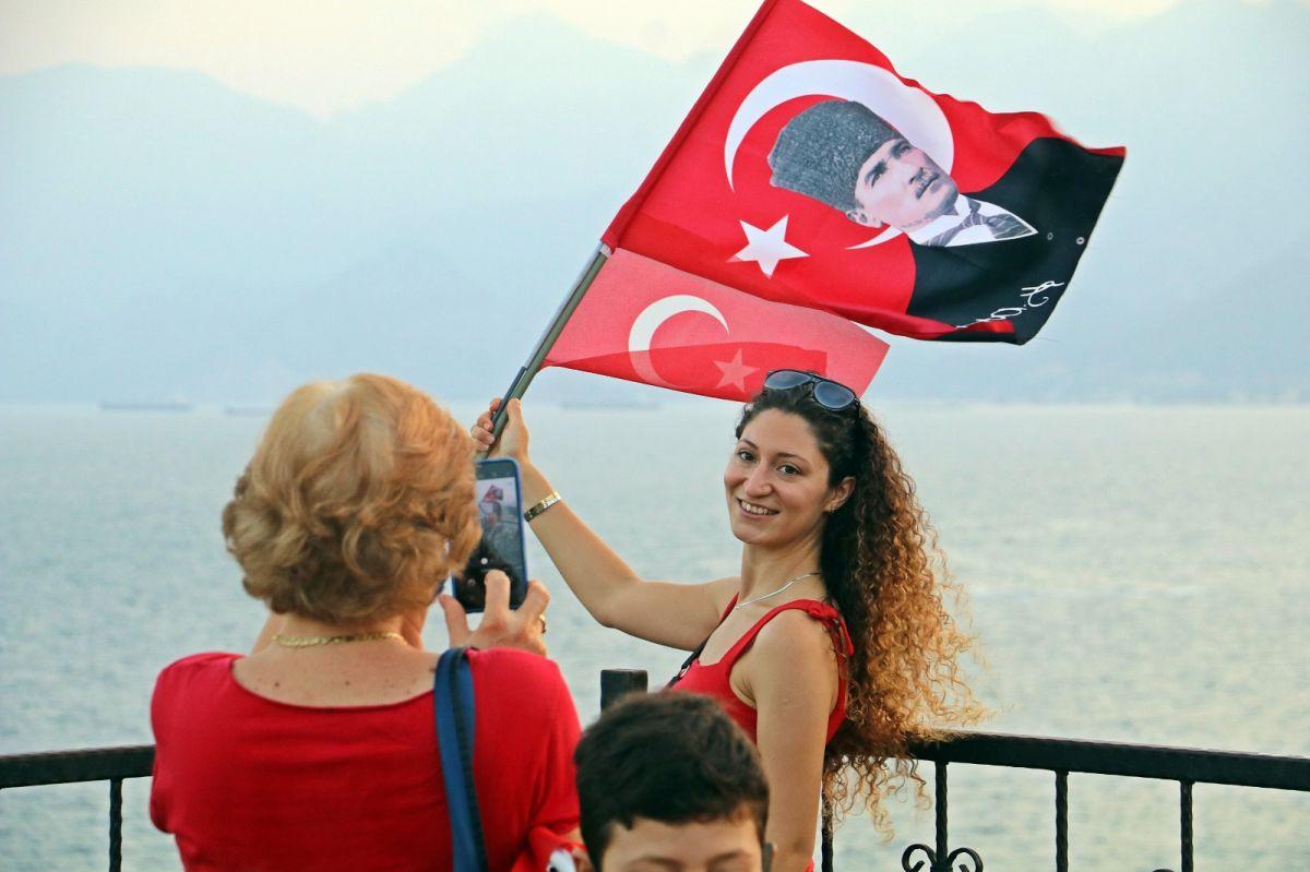 Antalya da HES kodlu fener alayı #3