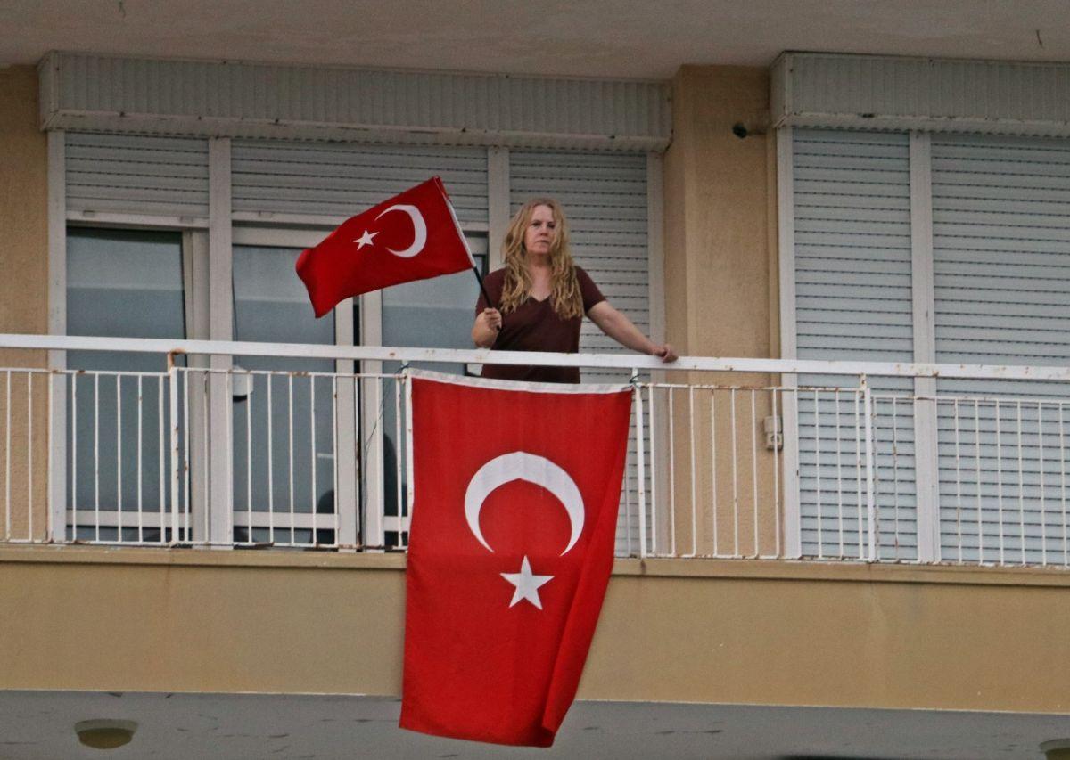 Antalya da HES kodlu fener alayı #10