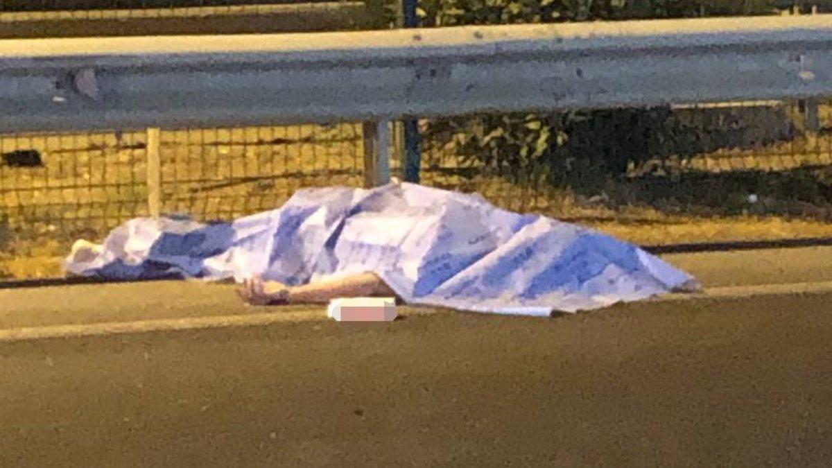 Antalya'da turistlere araba çarptı: 1 ölü 1 yaralı