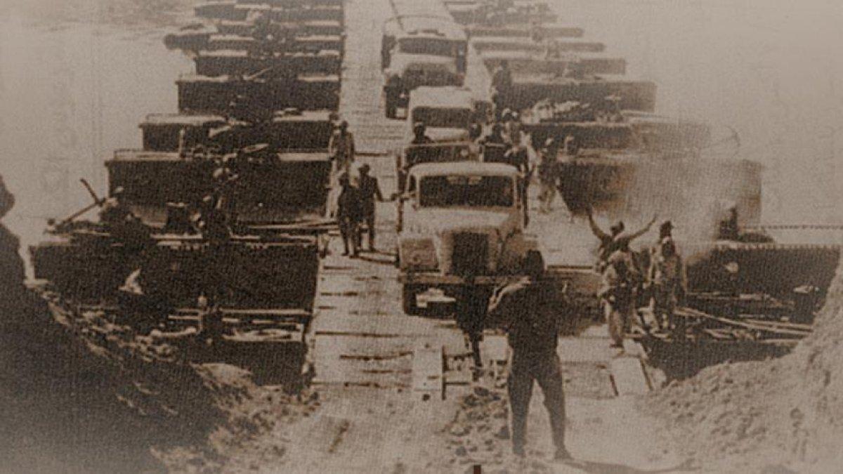 Arap ülkelerinin İsrail le son savaşı Yom Kippur un 48 inci yıl dönümü #1