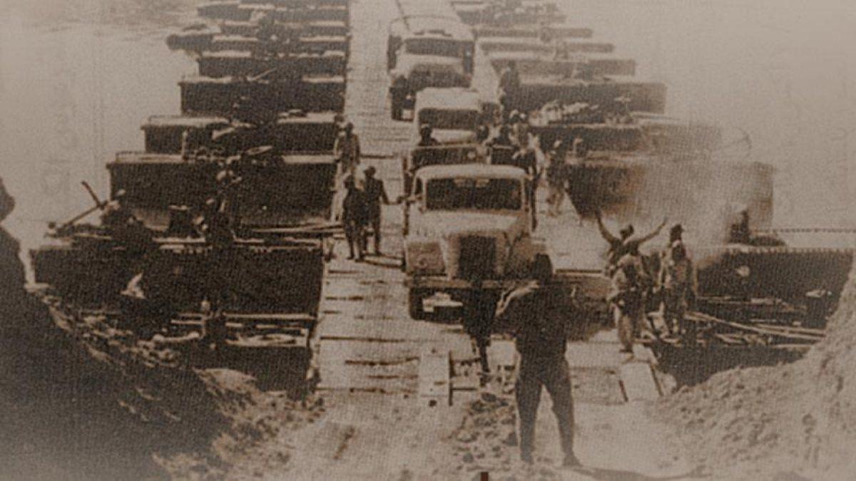 Arap ülkelerinin İsrail'le son savaşı Yom Kippur'un 48'inci yıl dönümü