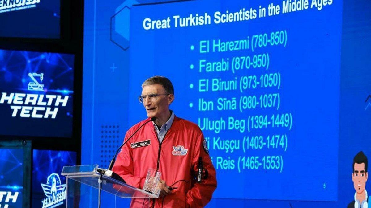 Aziz Sancar: Nobel ödülünü Atatürk e borçluyum #1