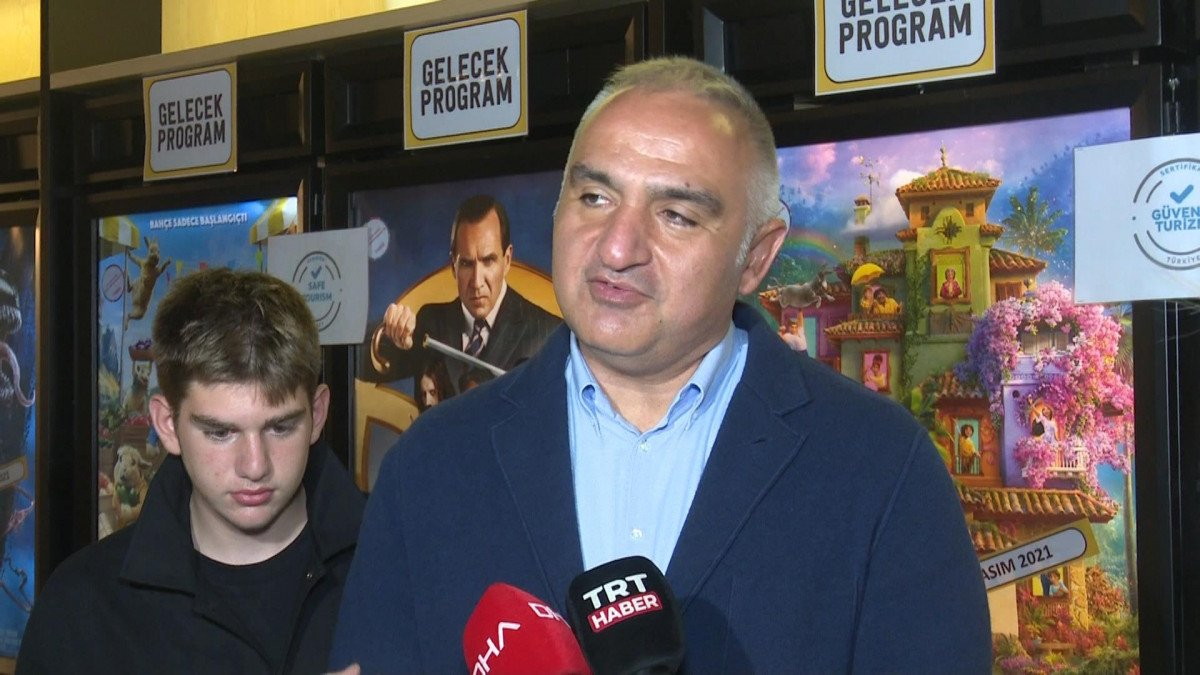 Bakan Mehmet Nuri Ersoy dan AKM açıklaması #2