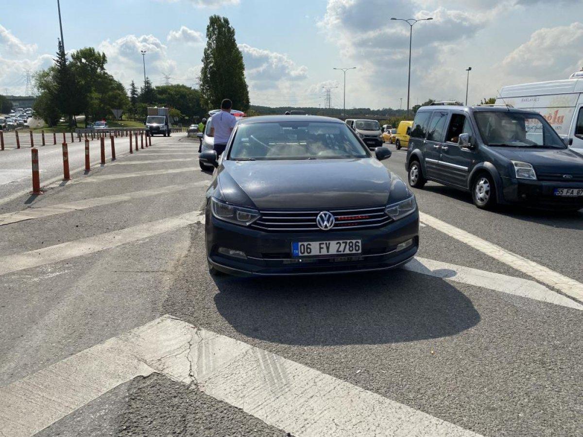Beykoz da sürücülere usulsüz çakar denetimi yapıldı #3
