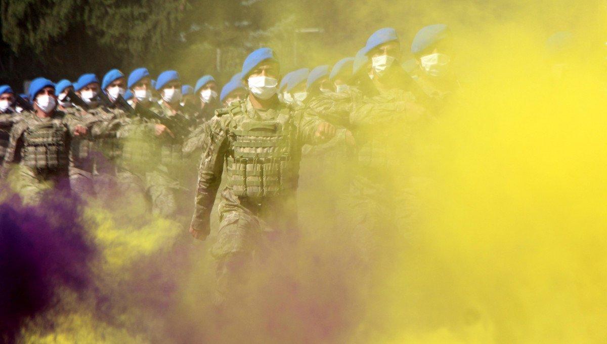 Bolu'da mavi bereli komandoların görkemli 30 Ağustos yürüyüşü #4