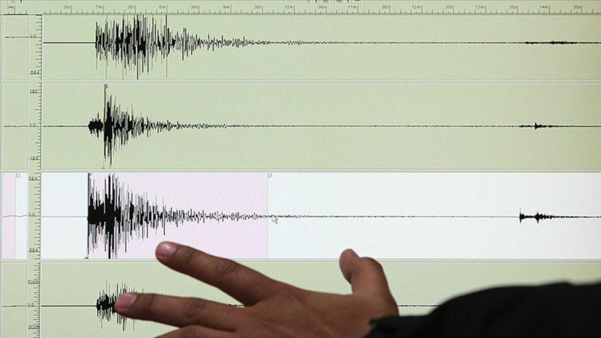 Burdur'da 4.2 büyüklüğünde deprem oldu