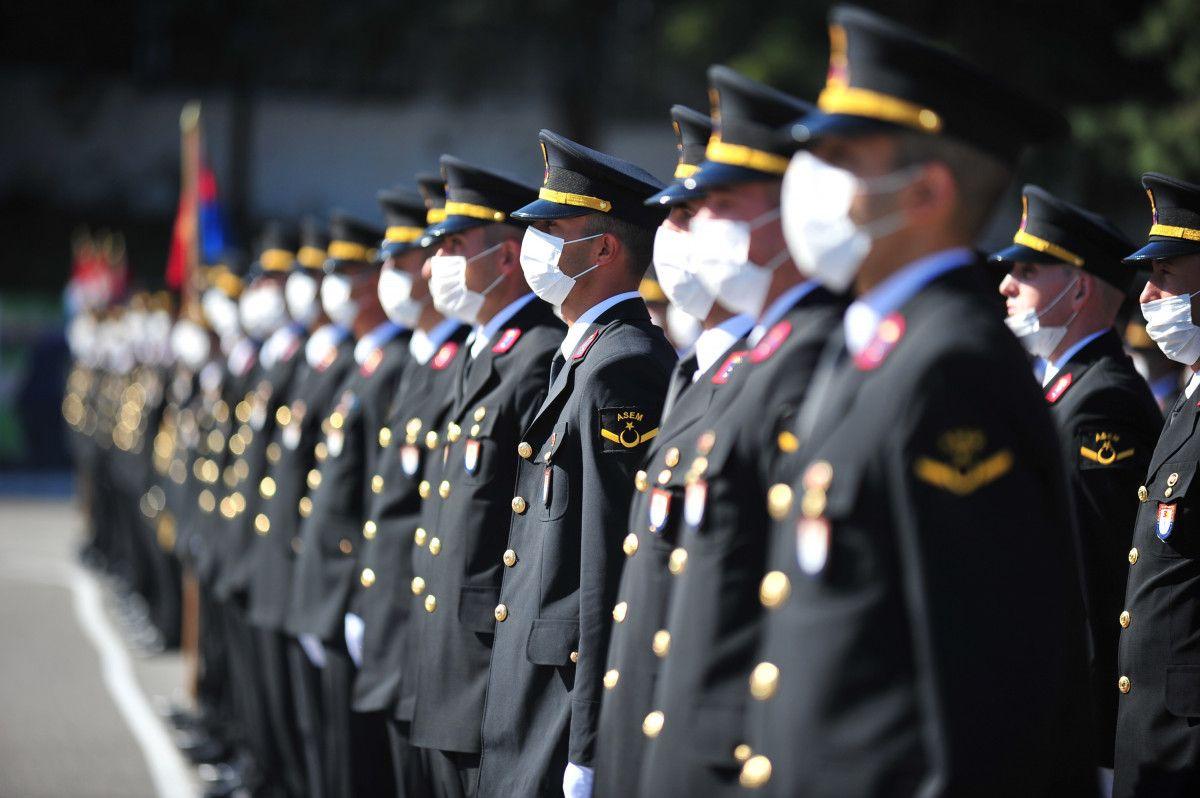 Bursa da jandarma astsubay adayları törende ant içti #3