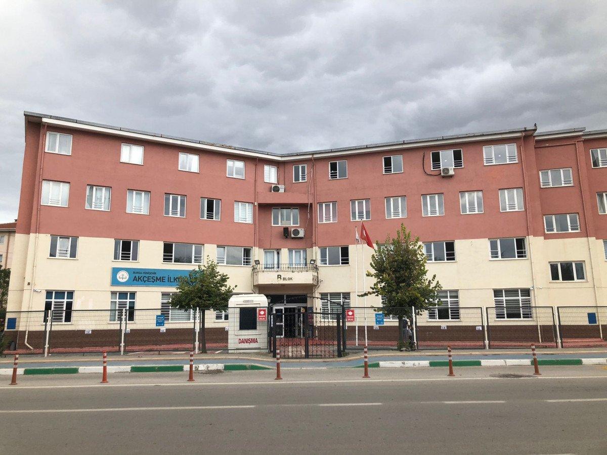 Bursa da öğrencinin testi pozitif çıktı: 31 kişi karantinada #1