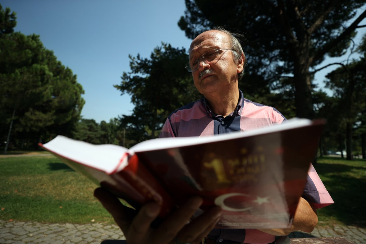 Bursalı yazarlar, 64 şehidin öyküsünü kaleme aldı #2