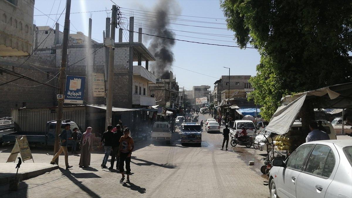 Cerablus ta eş zamanlı bombalı saldırı: 2 ölü 19 yaralı #3