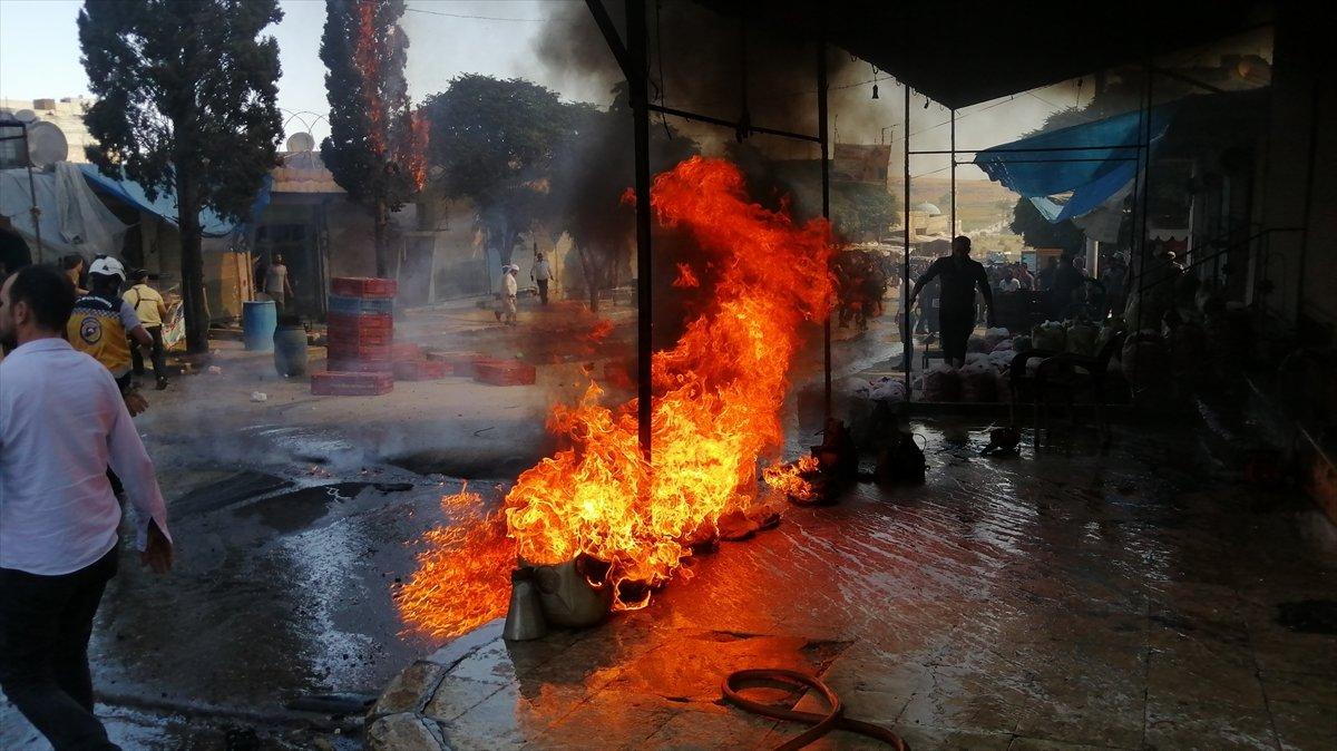 Cerablus ta eş zamanlı bombalı saldırı: 2 ölü 19 yaralı #11