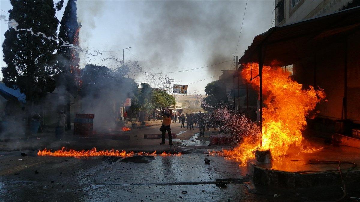 Cerablus ta eş zamanlı bombalı saldırı: 2 ölü 19 yaralı #13